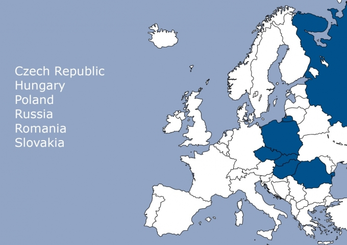 Rellox in Eastern and Central Europe
