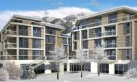 Four-star apartments in Zell am See
