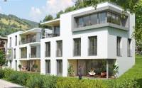 Luxurious apartments by the lake in Zell am See